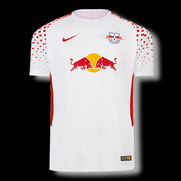 b08faa782 No, I didn't post a picture of the same shirt twice. The first shirt is  what Salzburg will be wearing this season, while the second shirt will be  Leipzig's ...