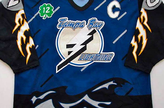 The Tampa Bay Lightning have gotten the ball rolling for their potential  new third jersey 3e9f2f8699f