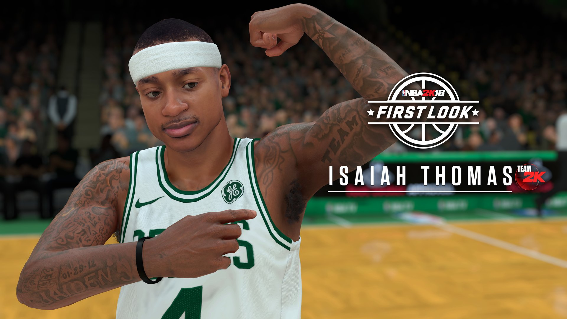 NBA 2K18 Screencaps Give Peek at In-Game Ads, Swoosh