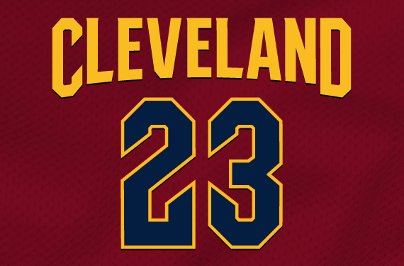 Apparent New Cavs Nike Uniform Leaked