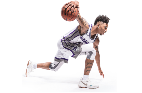 NBA begins Nike uniform rollout and Kings unveil new uniforms