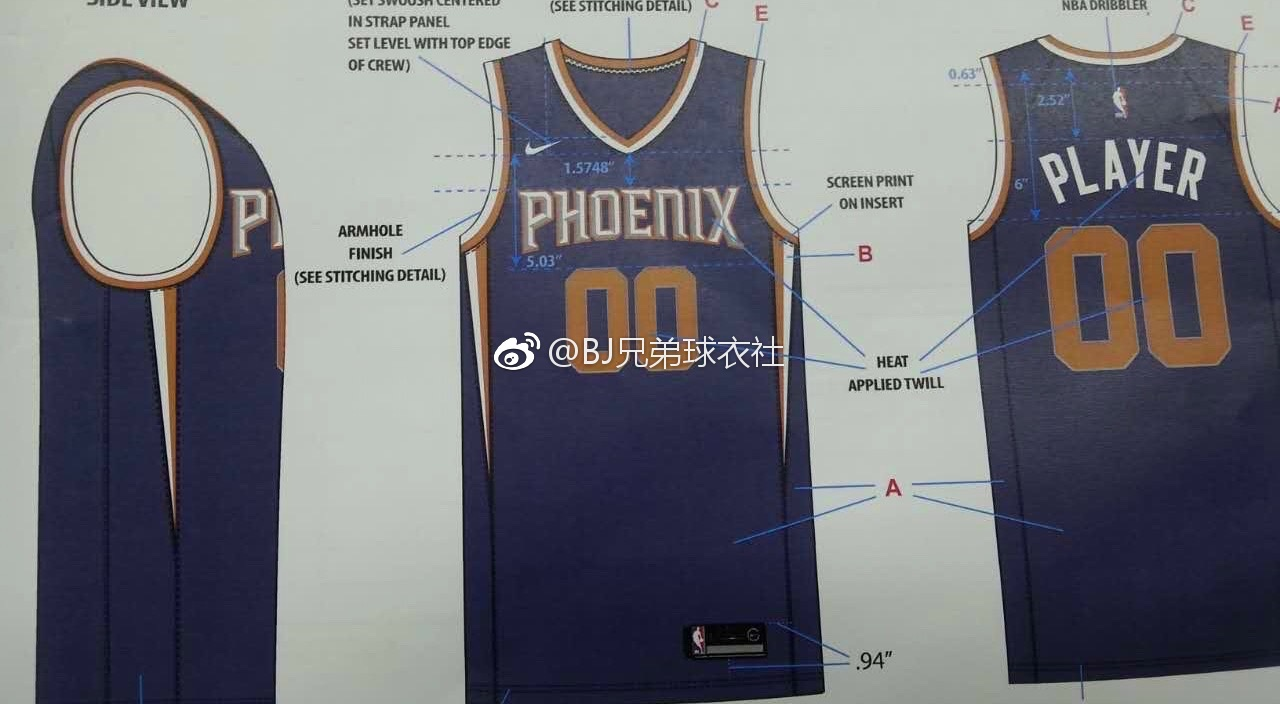 pretty nice bc15c d47ce Nike NBA Uniforms Leak on Chinese Social Media Site | Chris ...