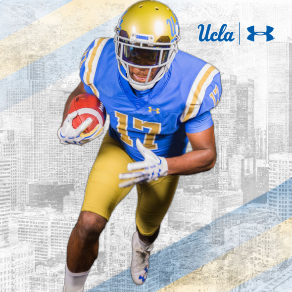 0d1433ed9 UCLA recently unveiled their home and away uniforms for the 2017 season and  they are very easy on the eyes.