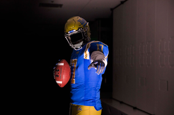 UCLA football keeps things simple with new Under Armour uniforms