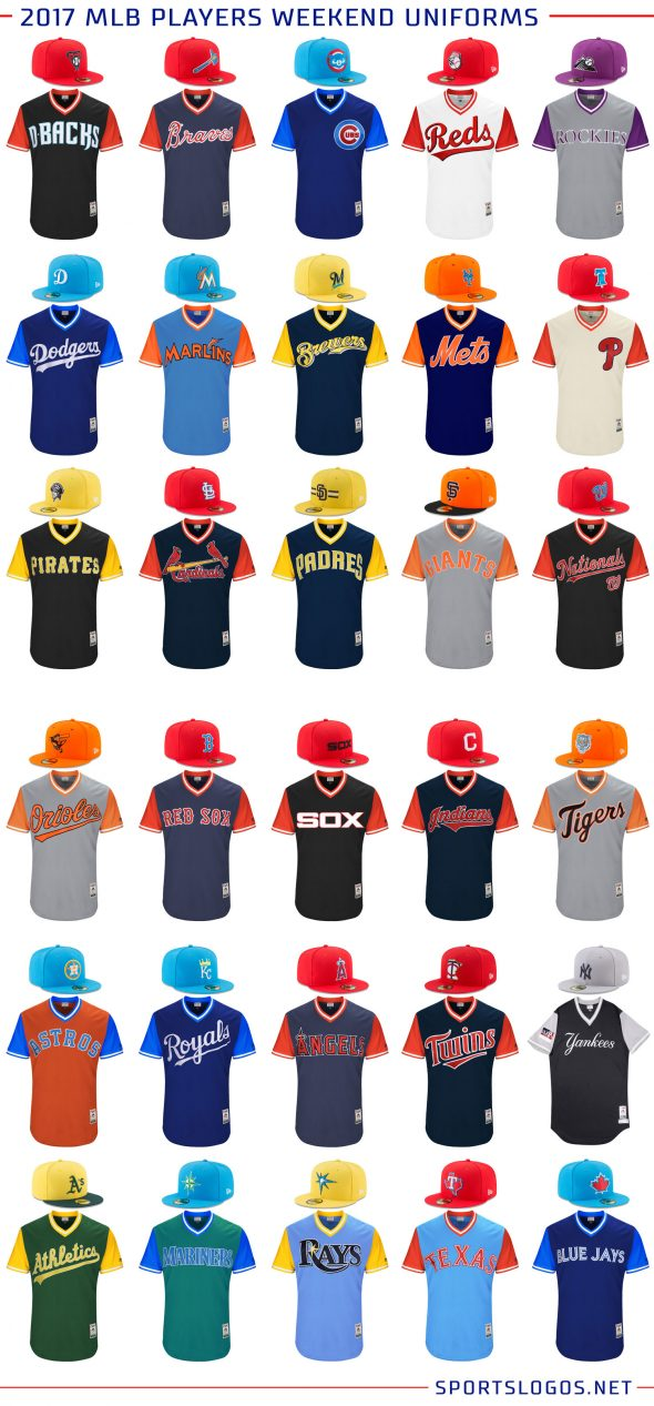 9ca3e4c7801 MLB Players Weekend