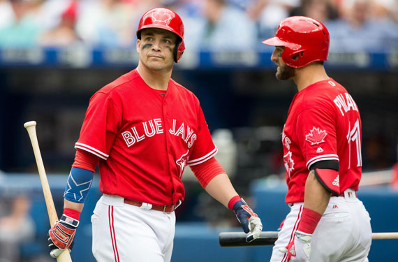 After Poor Play Blue Jays May Drop New Red Uniform