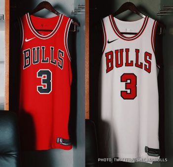 4f36627ce75 Bulls Announce Reds at Home in 2017-18. The Chicago Bulls showed off their new  Nike uniforms ...