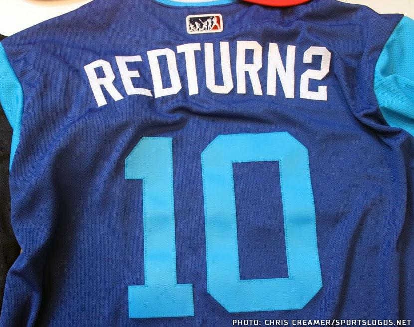 Dodgers Justin Turner Nickname RedTurn2  b998f9d5c43