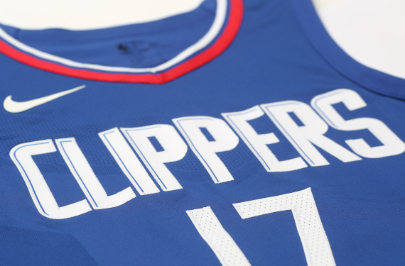 LA Clippers use Nike opportunity to fix their uniforms