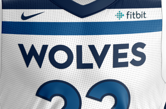 eede339b5 Ever since the Minnesota Timberwolves unveiled their new logo set