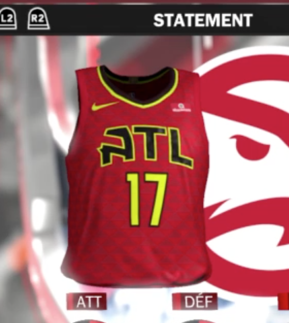 96425789895 Video Game Leaks Full Set of New NBA Alternate Jerseys