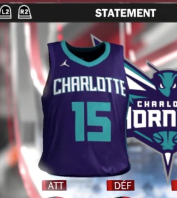 3fe8286a629 Video Game Leaks Full Set of New NBA Alternate Jerseys