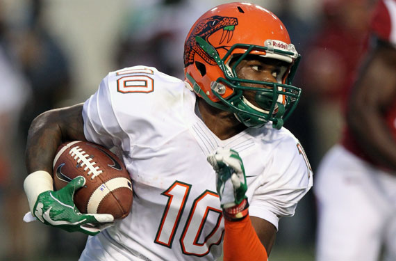 Jersey Foul: FAMU Penalized for Illegal Uniform