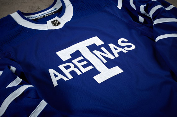 d383bc22470 Maple Leafs Announce 1918 Arenas Throwback Jersey