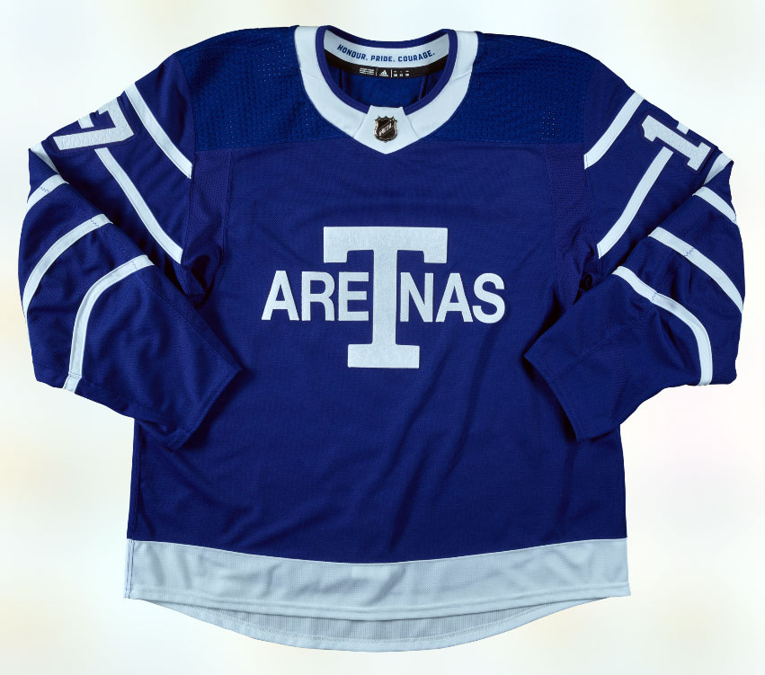 Maple Leafs Throwing It Back 100 Years This Afternoon