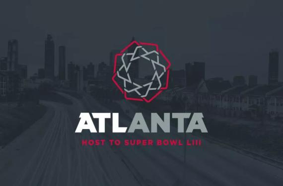 Mercedes-Benz Stadium reveals local logo for Super Bowl LIII