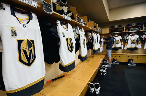 Golden Knights Add Inaugural Season Patch, Memorial Decal