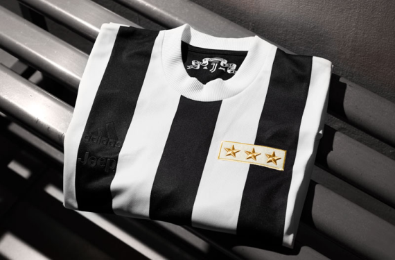Juventus FC set to wear special kit commemorating 120th anniversary