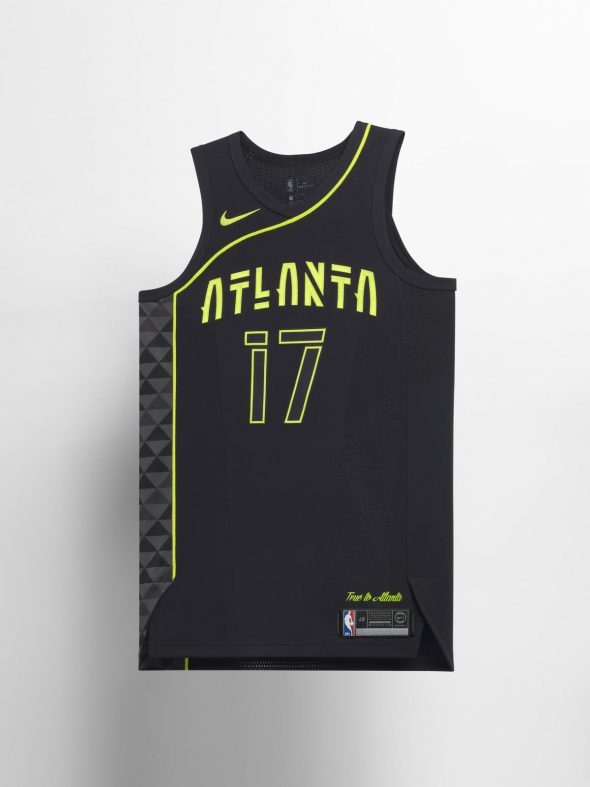 8721efa60 NBA City Edition Uniforms Officially Unveiled by Nike