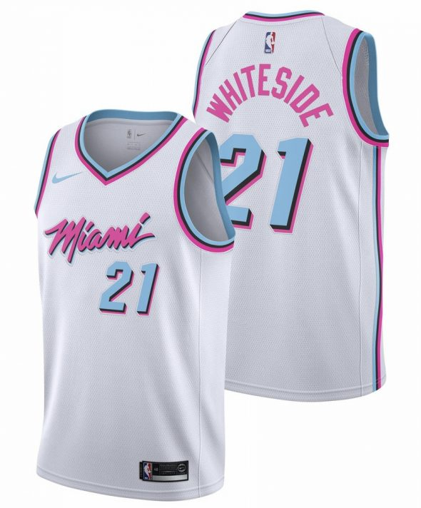 timeless design 71650 a507a Leak: Miami Heat New Vice Jersey for 2020 | Chris Creamer's ...