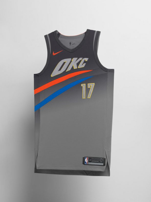 """New OKC Thunder """"City"""" Uniform Posted A Little Too Early  695cdf621"""