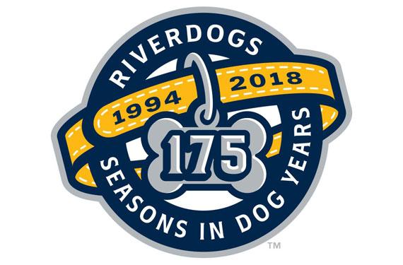 Charleston RiverDogs celebrate 175 (dog) years