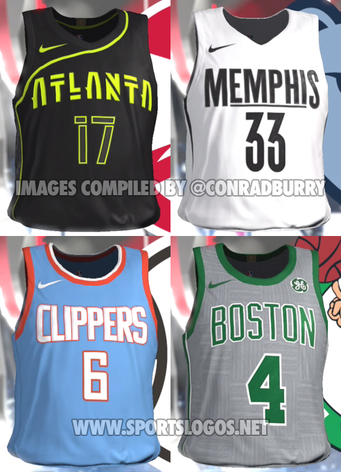 "d6be55ccf What do you think of these initial ""official"" looks at the jerseys  Let us  know in the comments below…"