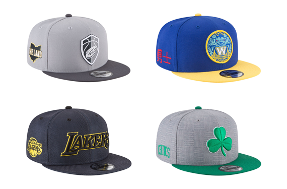 New Era Hats Reveal More NBA City Edition Uniform Details