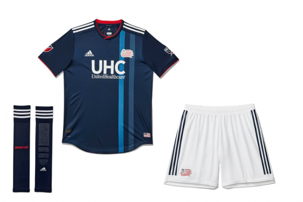 reputable site 3c38f ae0b8 New York Red Bulls and New England Revolution kick off 2018 ...