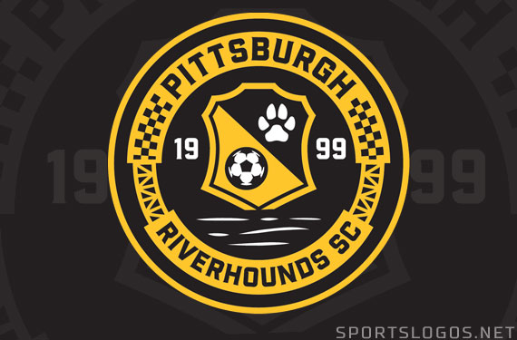Pittsburgh Riverhounds Upgrade Logos, and then some