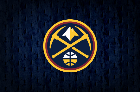 Denver Nuggets New Logos Details, NBA Trademarks Wordmark
