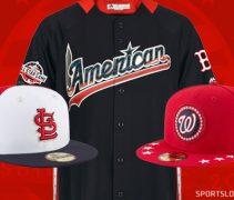 9226fc231 MLB Unveils 2018 All-Star Uniforms  Stars