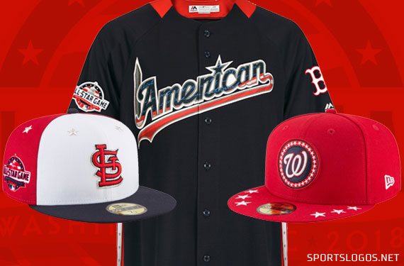 f44984dc1e0 A Look at the 2018 MLB All-Star Game Uniforms