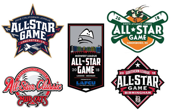 Five Minor League All Star Games Take Place Tonight