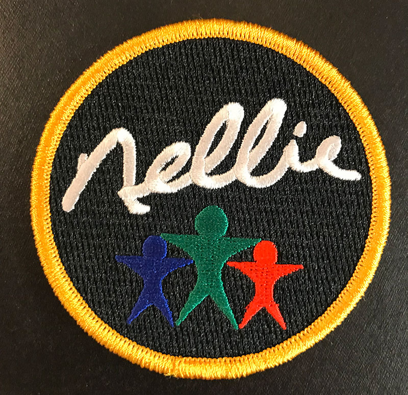 Brewers Honour Nellie With Jersey Patch