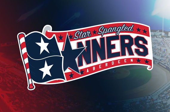 Aberdeen IronBirds to play as Star-Spangled Banners on Sundays