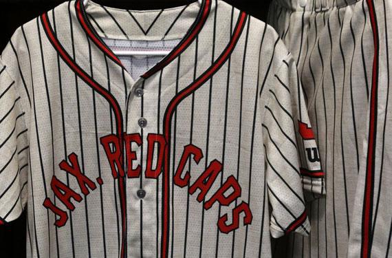 Jumbo Shrimp to honor Negro Leagues' Jax Red Caps