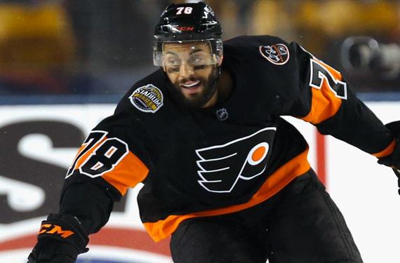 Philadelphia Flyers Quietly Unveil Third Jersey