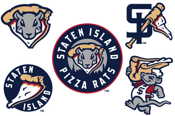 Staten Island Yankees to play as Pizza Rats (finally)