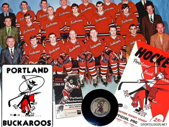 The Portland Buckaroos were a professional hockey team from 1960-1975
