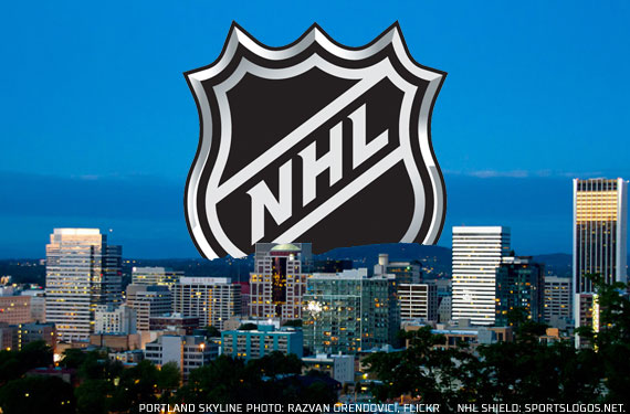 Series of Portland NHL Domains Registered by Winterhawks