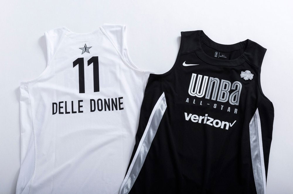 WNBA Unveils Uniforms for 2018 All-Star Game
