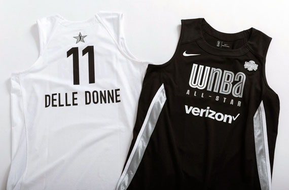 f094a32c3 WNBA Unveils Uniforms for 2018 All-Star Game | Chris Creamer's ...