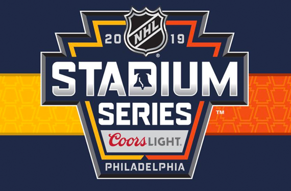 2019 NHL Stadium Series Logo Unveiled