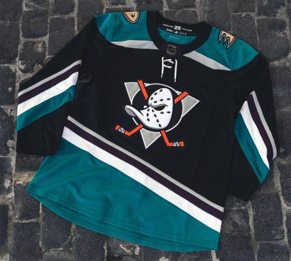 anaheim ducks third jersey 2016