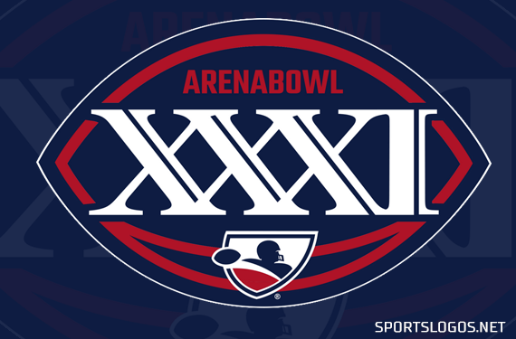 A Look at the Logo for Arena Bowl XXXI