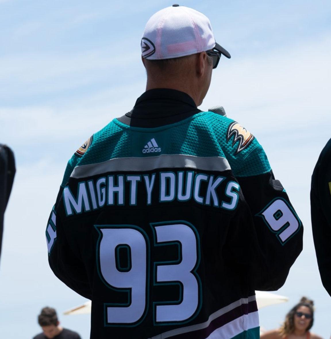 10ac8e7b2 Ducks Third Jersey Back