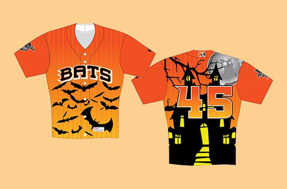 Louisville Bats celebrate Halloween in July