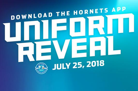 Charlotte Hornets Unveil New Retro Uniform