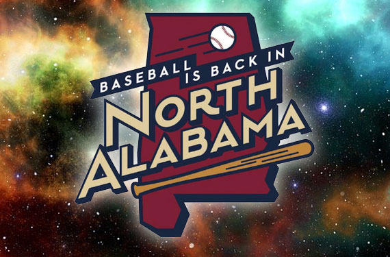 New North Alabama minor league team reveals spacey name options
